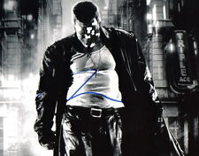 MICKEY ROURKE.. Sin City's Marv - SIGNED