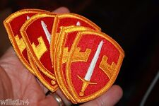 US Army Vietnam Military Assistance command Sword ShoulderPatch