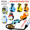 Mini Magic Toy Inductive Vehicles Kids Car Toy Pen Draw Lines Truck
