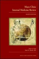 Mayo Clinic Internal Medicine Review, Eighth Edition (Like New)
