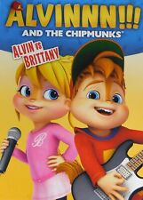 Alvinnn! and the Chipmunks Alvin vs Brittany 7 Episodes From Season One Sealed