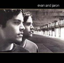 Evan & Jaron by Evan & Jaron (CD, Sep-2000, Columbia (USA)) BRAND NEW! SEALED!!