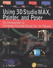 Using 3D Studio MAX, Painter, and Poser-ExLibrary