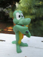 Vintage 1969 Albert Alligator Action Figure Walt Kelly Made in Japan  (BIN 3)