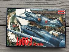 RODEN 1/72 WW II RUSSIAN LAGG-3 66 SERIES SOVIET FIGHTER MODEL KIT # 039 F/S