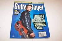 4/2003 GUITAR PLAYER music magazine LINDSEY BUCKINGHAM