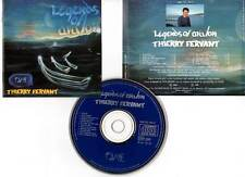 "THIERRY FERVANT ""Légends Of Avalon"" (CD) 1988"