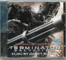 TERMINATOR SALVATION ORIGINAL MOVIE SOUNDTRACK CD NEW