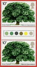 1974 SG. 949 Tree Traffic Light Gutter Pair