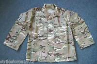 NEW - Current Army Issue Jacket 2 PCS Warm Weather Shirt  MTP Camo - Size 170/88