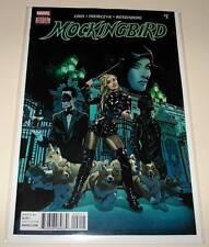 MOCKINGBIRD # 2 Marvel Comic  June 2016  NM
