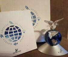 Swarovski 2000 Millenium Edition Crystal Planet 7607NR000004/238985 Retired