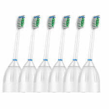 6 Pack Replacement Brush Heads for Philips Sonicare E series Toothbrush 7002