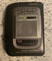 AIWA JS345 Stereo AM / FM Radio Cassette Recorder