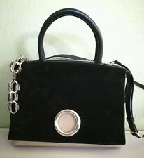 Alexander Wang Attica Leather & Suede Shoulder Bag. Retail: $995