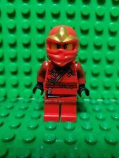 Lego Ninjago KAI ZX w/o Armor Red Ninja Minifigure 9443 9441 9449 9561 njo037