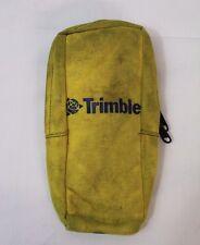 Trimble GeoExplorer Series Yellow Nylon Soft Bag Case Pouch