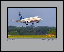 USAirways Final Approach 16x20  Photo (APPL10012)