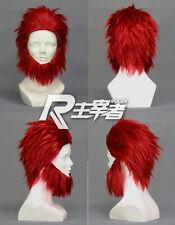 Fate Zero Servant Rider Red Anime Cosplay wig +Free Wig CAP