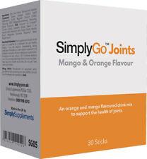 SimplyGo Joints   Glucosamine Powder Chondroitin, MSM, Collagen   30 x 7g Sachet