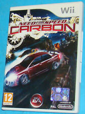 Need For Speed Carbon - Nintendo WII - PAL