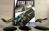 STAR TREK Official Starships Klingonen Bird of Prey Box Set (Dreier-Set) engl.
