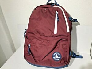 Converse All Star Chuck Taylor Strait Men Backpack Book Gym School Bag 10007784