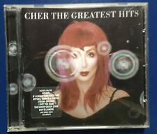 CD CHER THE GREATEST HITS 857380420 EUROPE 1999