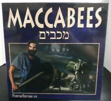 Maccabees Jewish Interest Board Game