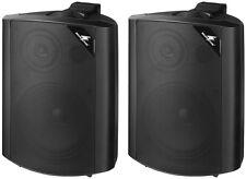 Monacor ELA-Universal-Lautsprecherboxen-Paar EUL-60/SW !!!