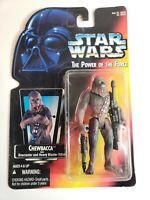 Kenner Star Wars The Power Of The Force Chewbacca Action Figure Brand New