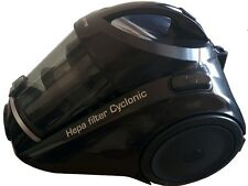 NEW GOLD-TEC BAGLESS 1400W CYLINDER VACUUM CLEANER/HOOVER (BLACK)