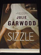 wmf* SALE : JULIE GARWOOD ~ SIZZLE  hb