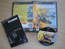 ✈️ DCS BLACK SHARK HELICOPTER COMBAT FLIGHT SIMULATOR PC GAME