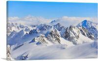 ARTCANVAS Swiss Alps, Switzerland Canvas Art Print