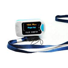 New OLED Fingertip Pulse Oximeter Finger Blood Oxygen SpO2 PR Heart Rate Monitor