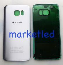 Scocca Posteriore copri batteria originale Samsung Galaxy S7 G930F SILVER