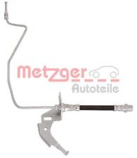 Bremsschlauch für Bremsanlage Hinterachse METZGER 4119360