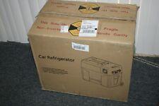Alpicool CX40 Portable Car Refrigerator 42 Quart 40 Liter with Trolley, 40L 42QT