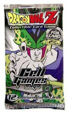 Dragon Ball Z CCG Complete your FOIL Unlimited Cell Game Saga!Choose your cards!