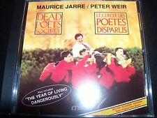 Dead Poets Society / The Year Of Living Dangerously Maurice Jarre CD – Like New