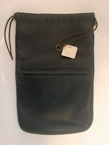 Braun Buffel Germany Shoe Bag New With Tags
