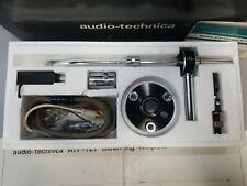 Audio Technica ATP-12T Tone Arm Tonearm Professional Stereo w/ box, template