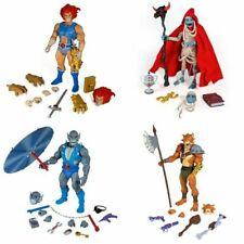 LIO+MMR+PTH+JKL: Super7 ThunderCats Ultimates Wave 1 Set of 4 Figures