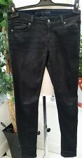 "Michael Kors Coated Skinny Jeans Size 30"" Waist 29"" Leg  16965 MK - Excellent"