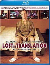 Lost in Translation 0025192058141 With Bill Murray Blu-ray Region a