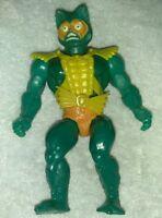 Masters of the Universe Mer-Man 1981 Vintage Mattel Action Figure MOTU