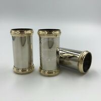 3 pcs flute head joint  N o t plated