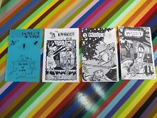 vtg 1980s underground mini comic - The Mighty Insect Roy Tompkins