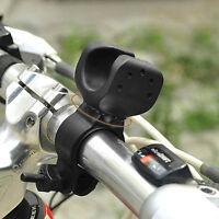 Bike Cycle Bicycle Light Front Cree Torch LED Flashlight Mount Bracket Holder